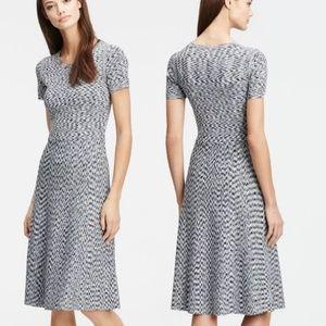 Ann Taylor Marled Knit Dress